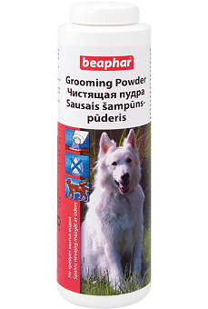 Чистящая пудра Grooming Powder для собак, Beaphar