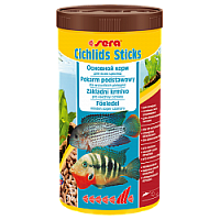 Корм для цихпид Cichlids Sticks, Sera