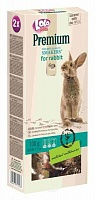 Smakers Премиум для кроликов, Lolo Pets Smakers Premium for Rabbit